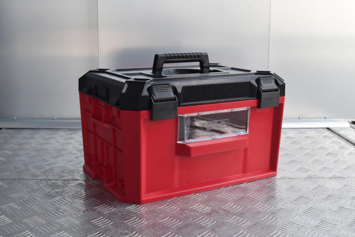 livraison gratuite 1d3a0 8f813 Multi-Box - La boîte à outils polyvalente « intelligente »